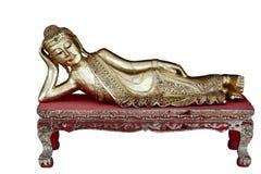 The buddha statue Royalty Free Stock Photos
