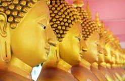 Buddha statue. Big buddha statue in asian Stock Photo
