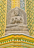 Buddha-Statue. Stockfotografie