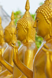 The buddha statue Royalty Free Stock Photos