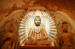 Buddha Statue Stock Photo