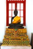 Buddha statue. In Wat Ratchanadda temple Stock Images