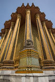 Buddha statue. In grand palace royalty free stock image