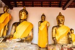 Buddha statue4 Fotografia Stock Libera da Diritti