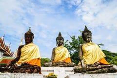 Buddha statue6 Fotografia Stock