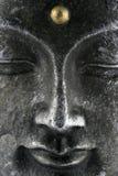 Buddha statue. Macro close-up of a Buddha statue Royalty Free Stock Photo