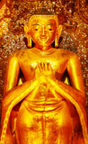 Buddha statue in Ananda temple Royalty Free Stock Images