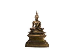 The Buddha statue antique Stock Photography