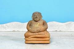 Buddha statue, antique. Antique Buddha statue set, Symbol of buddhism prophet royalty free stock images