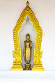 Buddha Statue in Arch Frame -  Surat Thani, Thailand Royalty Free Stock Photography