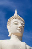 Buddha statue. Asian on enlightenment Stock Photo
