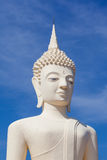 Buddha statue. Asian on enlightenment Stock Photography