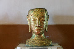 Buddha-Statue, Ayuthaya Stockbilder