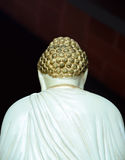 Buddha statue back Royalty Free Stock Photography