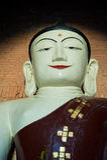 Buddha statue, Bagan, Myanmar Royalty Free Stock Photo