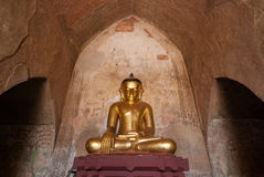 Buddha statue at Bagan Royalty Free Stock Photo