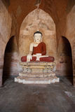 Buddha statue at Bagan Stock Photography