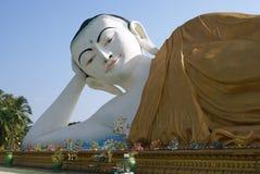 Buddha Statue, Bago, Myanmar Royalty Free Stock Photography