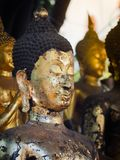 Buddha-Statue in Bangkok Stockfoto