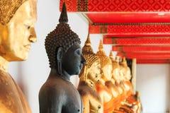 Buddha statue in Bangkok, Thailand Royalty Free Stock Image