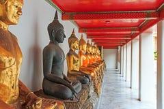 Buddha statue in Bangkok, Thailand Stock Images