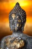 Buddha statue. In Bangkok Wat Royalty Free Stock Photography