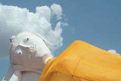 Buddha statue 1 Royalty Free Stock Photo