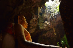 ฺBuddha statue Royalty Free Stock Photo