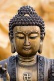 Buddha statue buddha image used as amulets of Buddhism religion Royalty Free Stock Photos