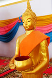 Buddha Statue of Buddhism in Thailand Background. Great For Any Use Royalty Free Stock Images