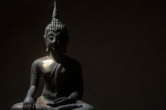 Buddha Statue. Of Buddhism To See The Way Of Your Life Stock Images