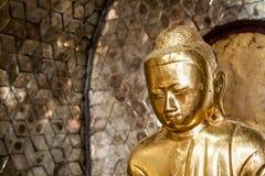 Buddha statue, Burma Stock Photography