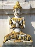 Buddha-Statue Chiang Mai Thailand Stockfotos
