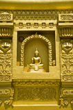 Buddha statue in church Stock Image