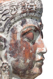 Buddha Statue with clipping path Royalty Free Stock Images