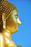 Buddha statue close up Stock Images
