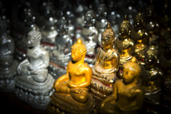 Buddha statue. Royalty Free Stock Photo