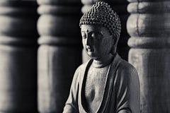 Buddha Statue (close-up) Stock Photo
