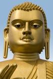 Buddha Statue - Dambulla - Sri Lanka stock image