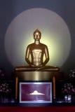 Buddha statue in Dhammakaya Meditation Center, Thailand Royalty Free Stock Photos