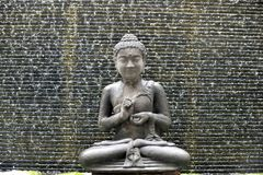 Buddha. A statue of the enlightened one Stock Image