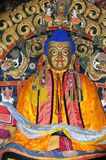 Buddha statue at Erdenezuu Monastery in Mongolia Royalty Free Stock Image