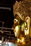 The Buddha statue : Faith in religion. The north of Thailand Stock Image