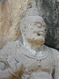 Buddha statue of Fengxian temple Stock Photos