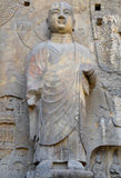 Buddha statue of Fengxian temple Stock Images