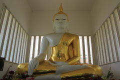 Buddha statue. Generally in Thailand any kind of art decoreted in church or temple area etc. created with donated by people to hire artist they are public domain Royalty Free Stock Photos
