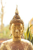 The Buddha statue Stock Image