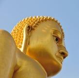 Buddha statue in Golden Temple in Dambulla Stock Photos