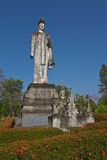 Buddha statue in hindu style, thai temple in thailand Stock Photography