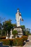 Buddha statue in hindu style Stock Photography